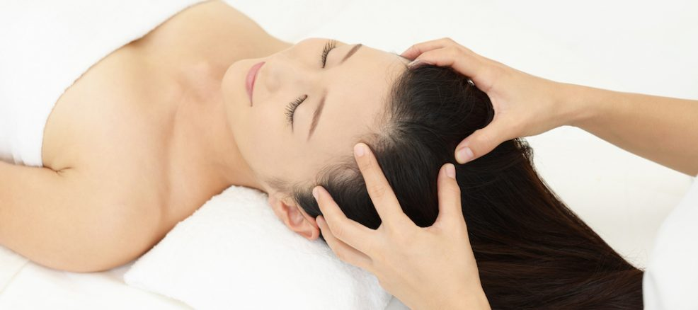 Head & Scalp Therapy(With HOT Oil) – Barma Sorig Healing Center