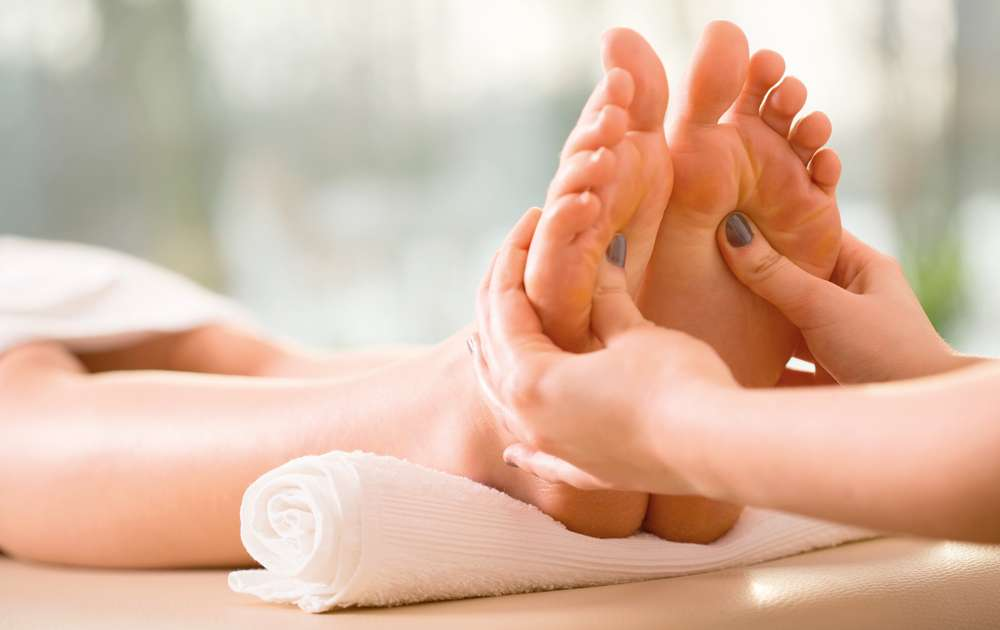 Reflexology and Reiki | Wellbeing People