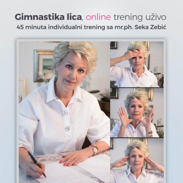 Gimnastika lica online